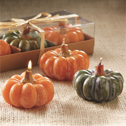 LTD QTY! Heirloom Pumpkin Candle Set