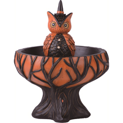 SALE!!  Tree Owl Treat Stand