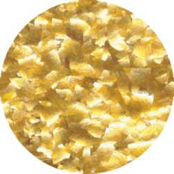 Metallic Gold Edible Glitter