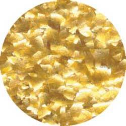 Metallic Gold Edible Glitter