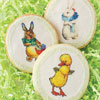 Easter Assorted Bunnies and Chicks Wafer Paper