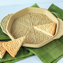 Celtic Knotwork - Shortbread Pan