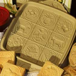 American Butter Art - Shortbread Pan