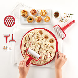 Mini Pie & Appetizer Kit - Lekue