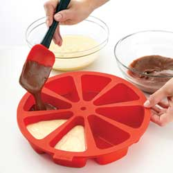 LTD QTY! Cake Portion Baking Mold - Lekue
