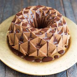 Jubilee Bundt Cake Pan - Nordic Ware