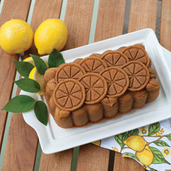 Bakeware Citrus Loaf Pan Nordic Ware