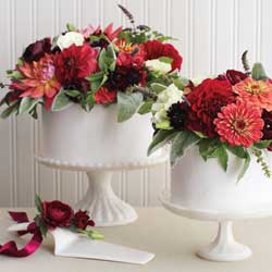 "6"" Easy Arranger CakeVase"