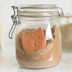 Calvin Cat Sugar Saver