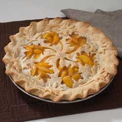 Leaves & Apples Pie Top Cutter-