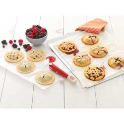 LTD QTY!  Pie Crust Cutter & Stamp Tool Set
