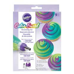 ColorSwirl Piping Kit