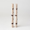 Birch Taper Candle, Boxed Set of 2, 10