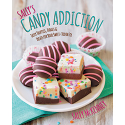 SALE!  Sally's Candy Addiction Cookbook