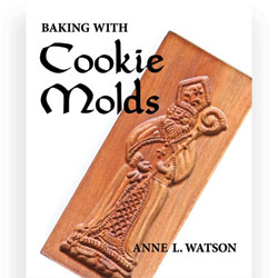 Baking with Cookie Molds - Secrets & Recipes Book