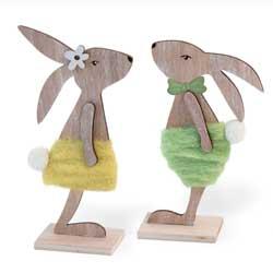 SALE!  Mini Bunny Kiss Duo