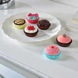 Cupcake Design Lip Gloss