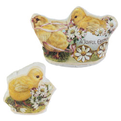 SALE!  Vintage Chick Pillow Set