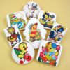 1950's Easter Images Wafer Paper, Set of 17