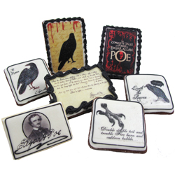 Edgar Allan Poe Wafer Paper