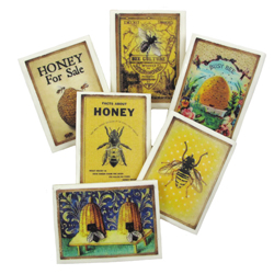 Honey Bee Edible Wafer Paper