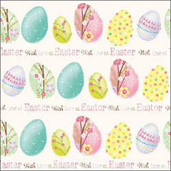 SALE!  Easter with Love Lunch Napkins