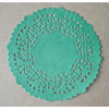 Green Lace  Paper Doilies 6, Package of 20