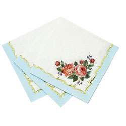 Truly Chintz Beverage Paper Napkins