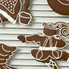 Chocolate Gingerbread Cookie Recipe