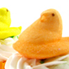 Peeps Easter Cupcakes How-To