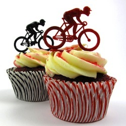 Bicycling Cupcakes