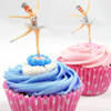 Ballerina Cupcakes How-To