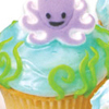 Beach Buddy Cupcakes How-To