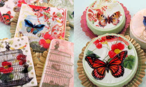 Birdcage & Butterfly Cookies How-To