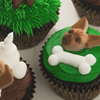 Doggie Cupcakes How-To