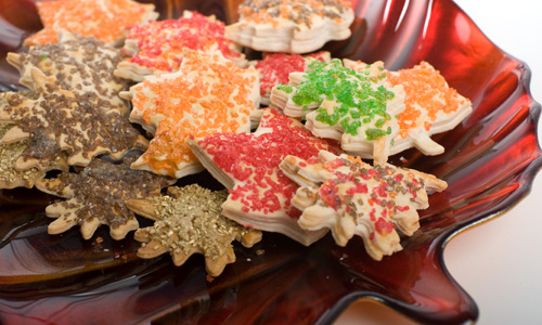 Fall Leaf Cookies Recipe