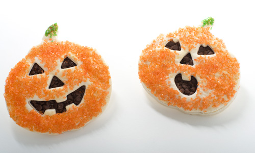 Pumpkin Cut-Out Cookies How-To