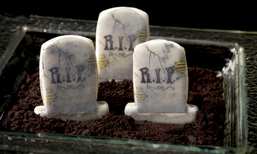 Tombstone Cookies How-To