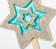 Stained Glass Star Cookies Recipe