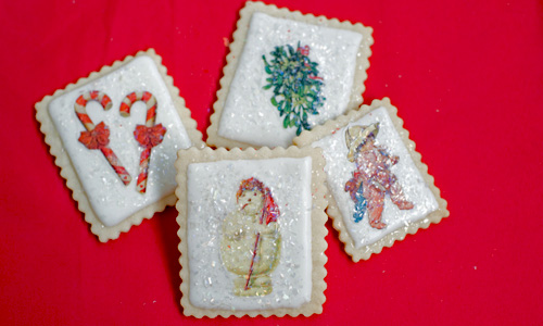 Mini Holiday Cookies How-To