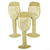 Champagne Glass Cookie Cutter