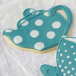Tea Pot Cookie Cutter, Ann Clark