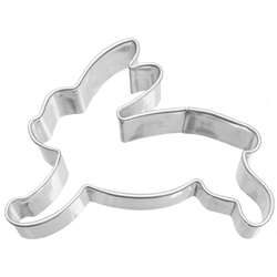 Bunny Jumping Cookie Cutter