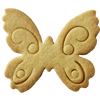 Cookie Cutter Butterfly, Stainless Steel 3