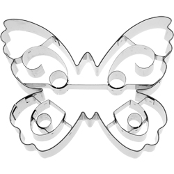 Butterfly Cookie Cutter 3""