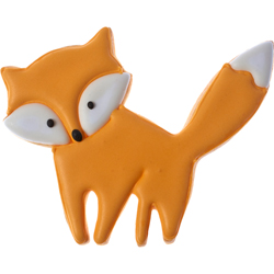 Fiete Fox Cookie Cutter