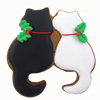 Pair of Cats Cookie Cutter