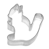 Cookie Cutter Squirrel, Stainless Steel 3
