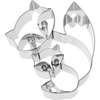 Fox Pair Cookie Cutter