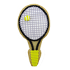 Cookie Cutter Tennis Racket, Tin